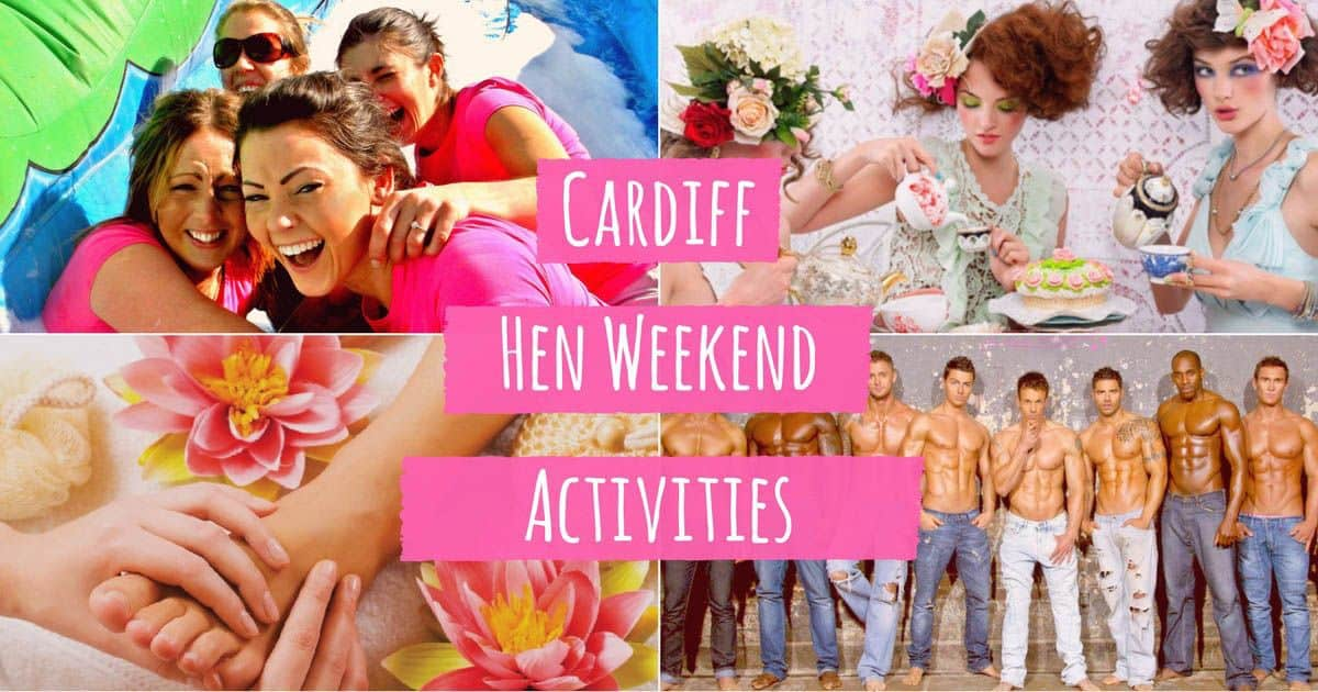 Hen Do Activities In Cardiff