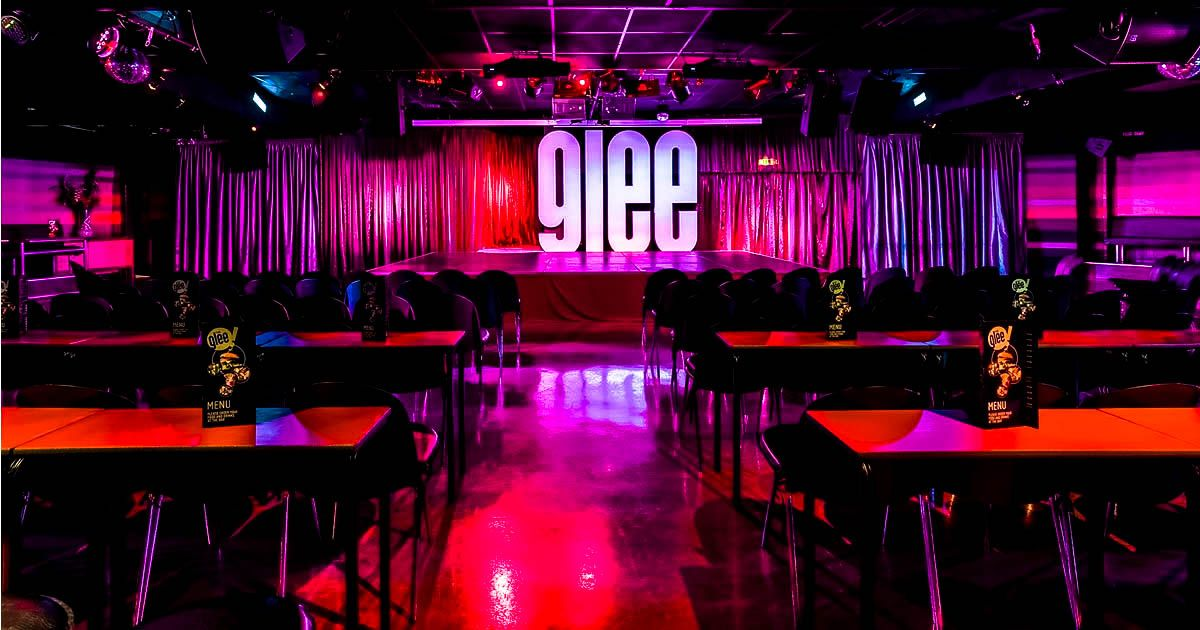 Glee Club Comedy Cardiff