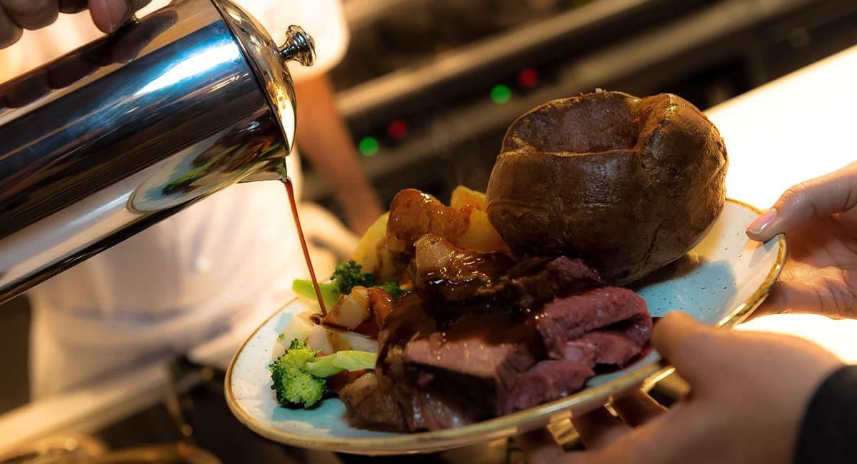 Sunday Dinner Cardiff