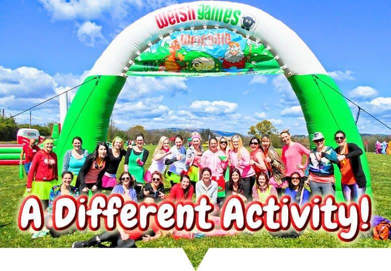 Cardiff Activities