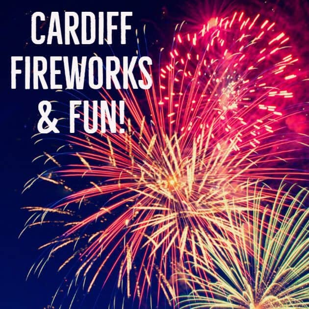 Cardiff Firework Display