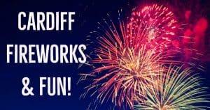 Cardiff Firework Display