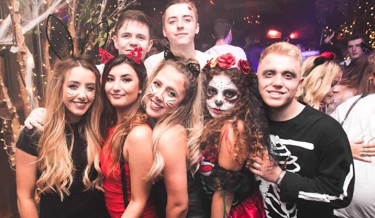 Cardiff Halloween Revolution
