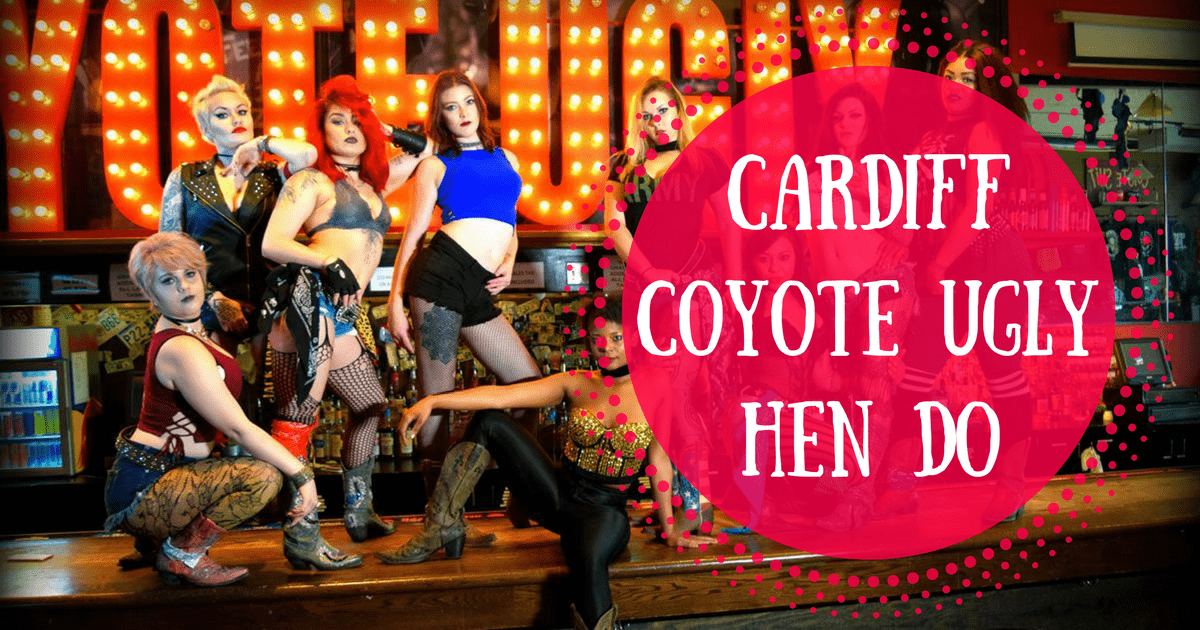 Coyote Ugly Cardiff Hen Do