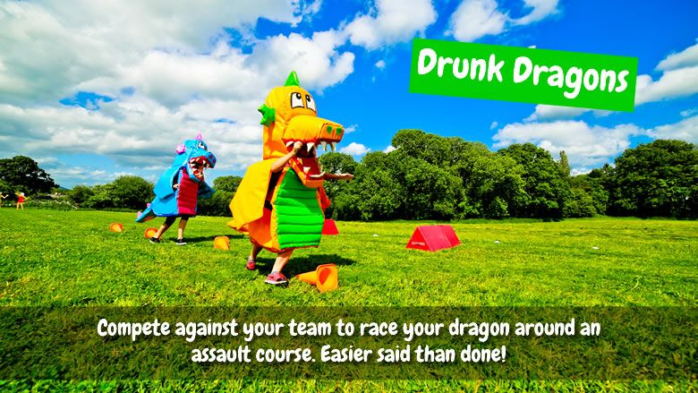 drunk dragons welsh games mobile