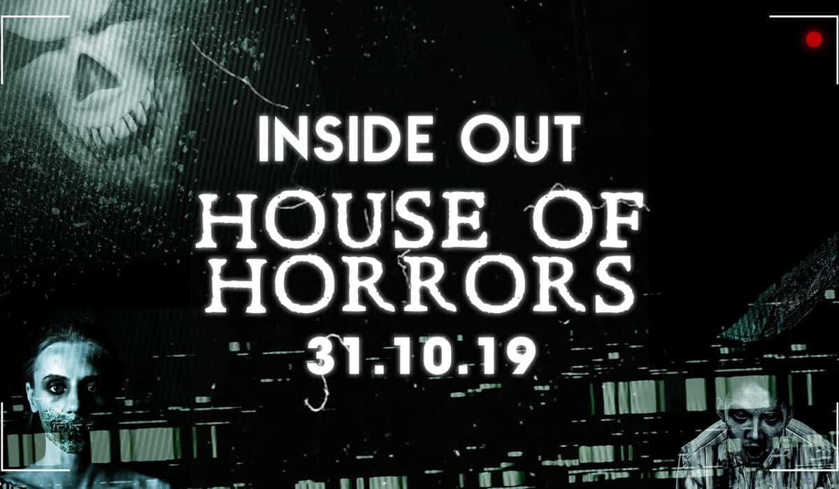 Inside Out House Of Horrors Cardiff Halloween