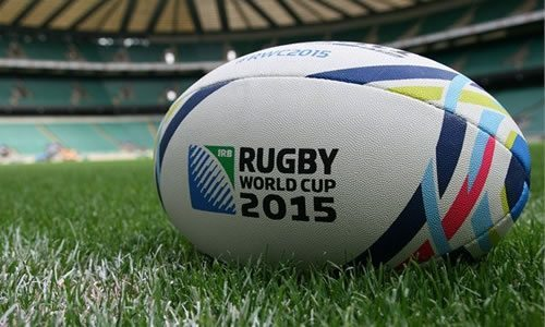 Rugby World Cup 2015 in Cardiff